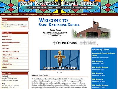 Saint Katharine Drexel Parish