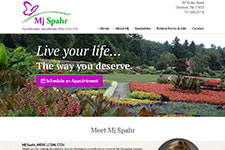 Mj Spahr Psychotherapist / Hypnotherapy, MSW, LCSW, CCH
