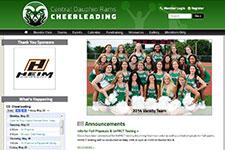 CD Rams Cheerleading