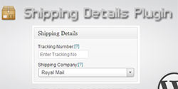 Shipping Details for WooCommerce