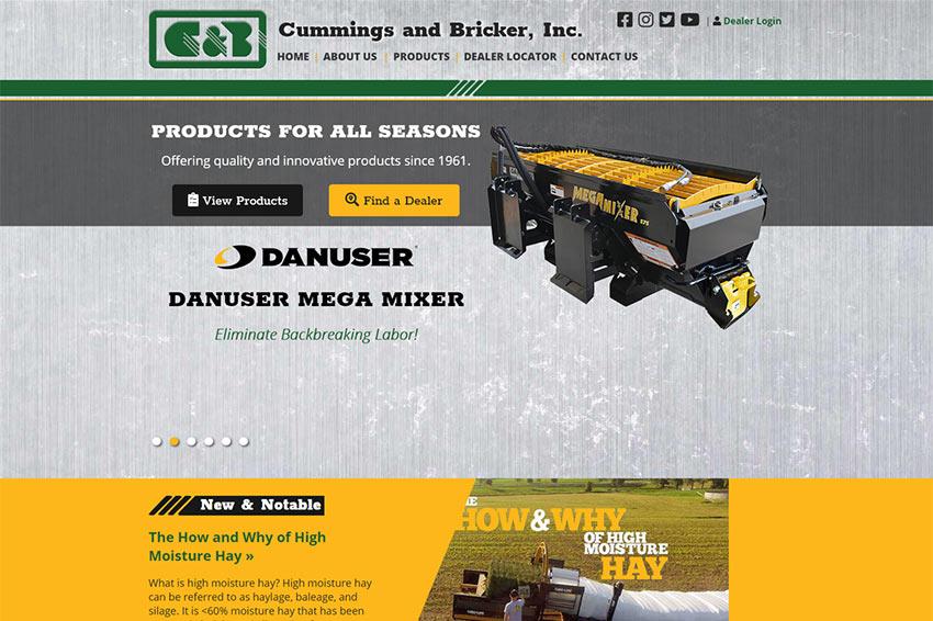 Cummings and Bricker, Inc.