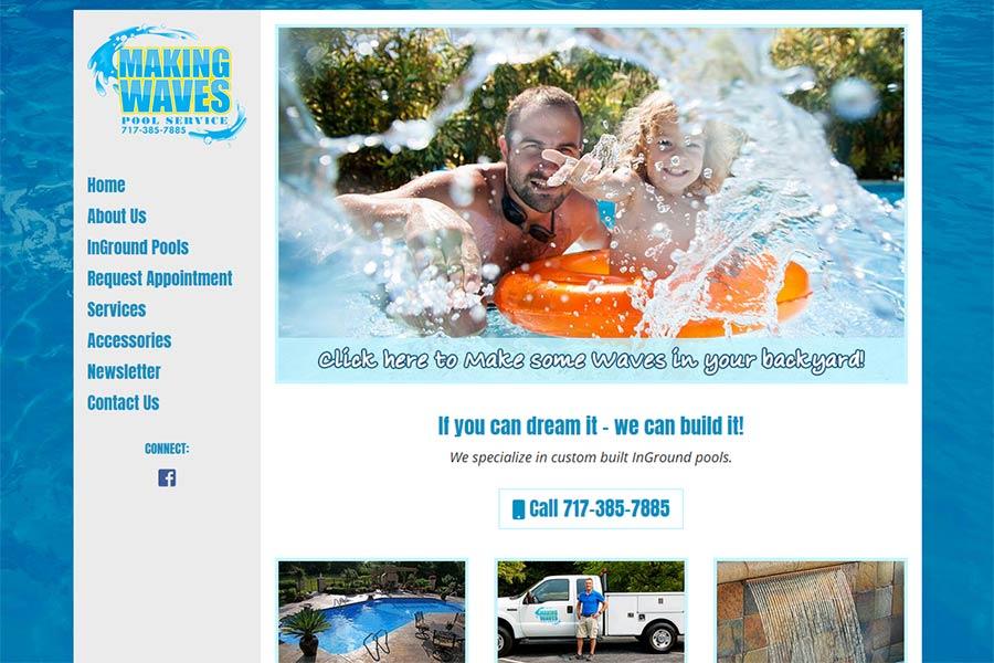 Making Waves Pool Service