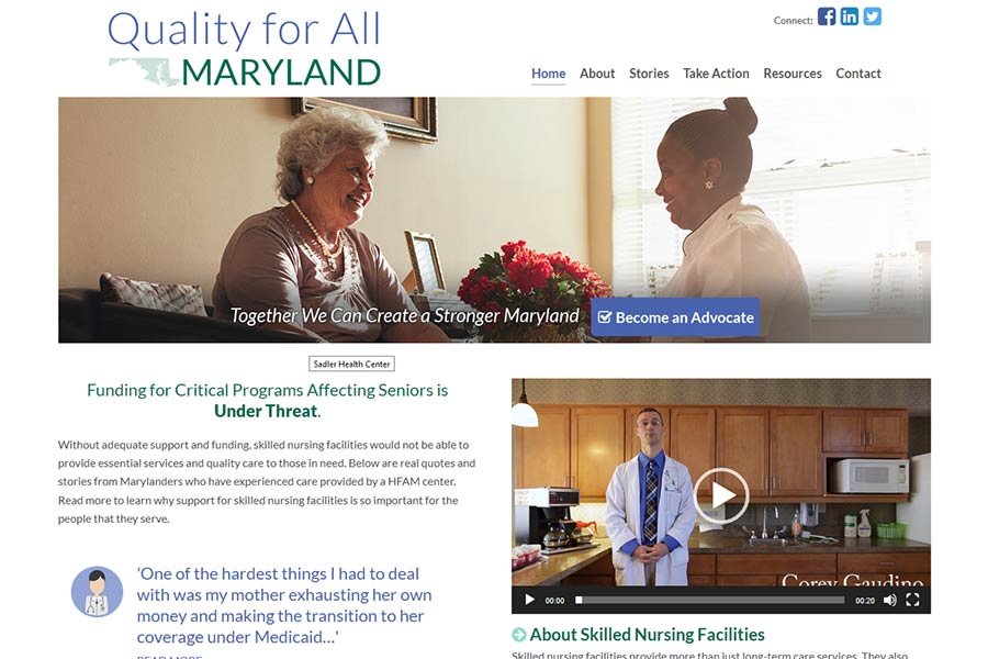 Quality for All Maryland