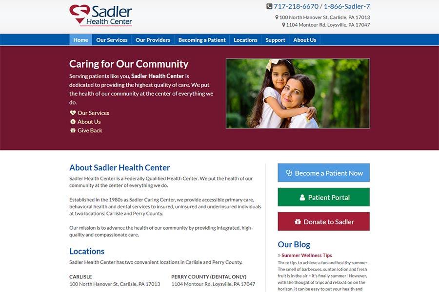 Sadler Health Center